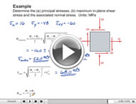 Play Mechanics of Materials Stress and Strain Video